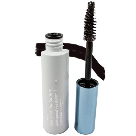 Almay One Coat Nourishing Mascara Thickening Waterproof Expert Review by Almay One Coat Thickening Mascara Waterproof