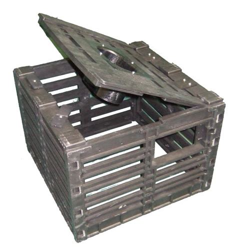 plastic stone crab trap industrial grade material lee fisher fishing supply