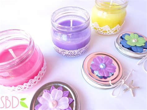 come fare candele profumate in casa candele profumate fatte in casa no cera scented