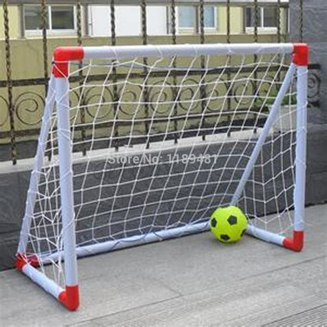 cheap soccer goals for backyard online cheap f85 4 x 5ft football soccer goal post nets