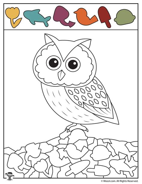 owl birthday coloring page thanksgiving coloring pages