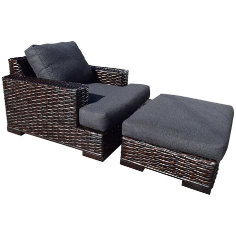 ralph lauren armchair ralph lauren rattan and ebonized wood armchair with