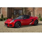 More Powerful Brother The Exige Special Edition  Elise Sprint