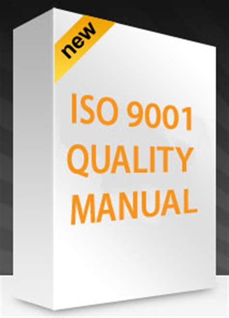 Iso Templates Iso 9001 Quality Manual Template