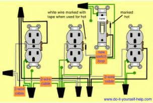 wiring diagram for switch controlled outlet 28 images