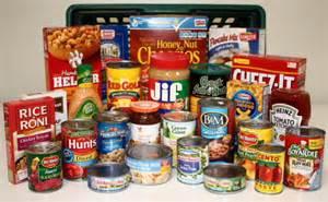 shelf stable foods