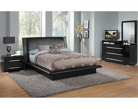dimora upholstered collection black  city