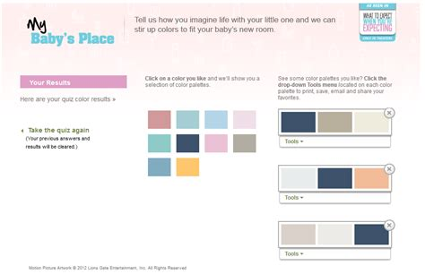 decorating color palette quiz ideas bedroom color palette home decor gallery the 25 best
