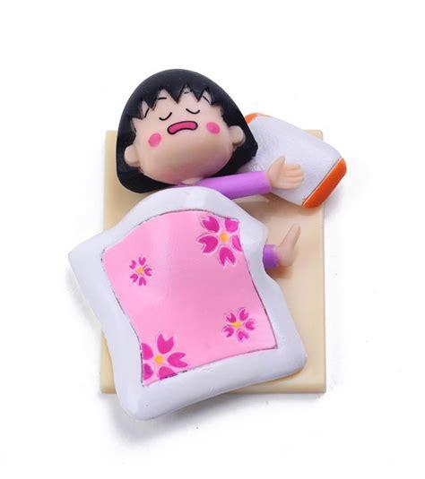Figure Sleeping chibi maruko chan doll figure sleeping in