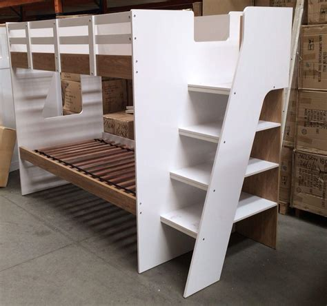 Bunk Bed Single With Trundle And Drawers New In Box New Single Bunk Bed With Storage