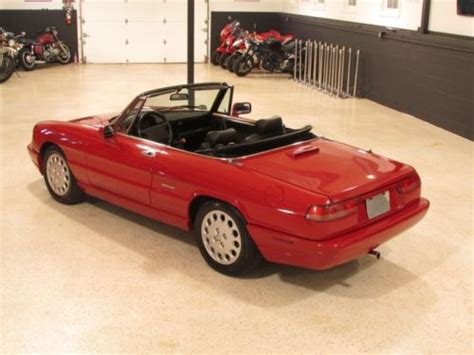 alfa romeo repairs service manual 1994 alfa romeo spider door handle repairs