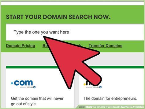 ways  check   domain    wikihow