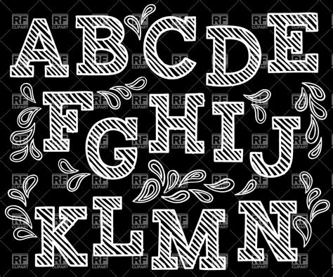 eps format fonts alphabet fonts image collections download cv letter and