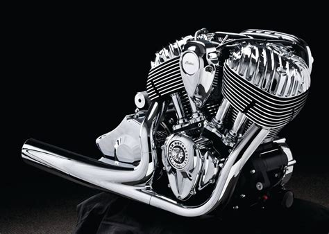 Thunder Stroke 111: Indian Redefines the Classic V twin