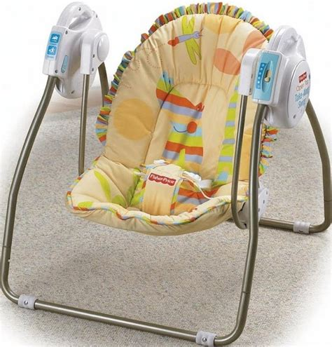 take along baby swing fisher price open top take along swing reviews