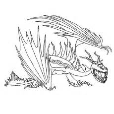 train dragon coloring pages free printable