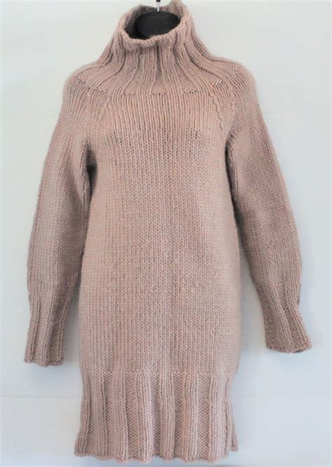 Handmade Sweaters - knitted sweater misswish by stine handmade sweaters