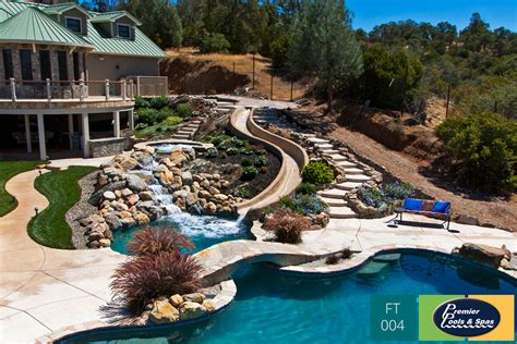 Lazy River Pools For Your Backyard Custom Pool Features Premier Pools Amp Spas