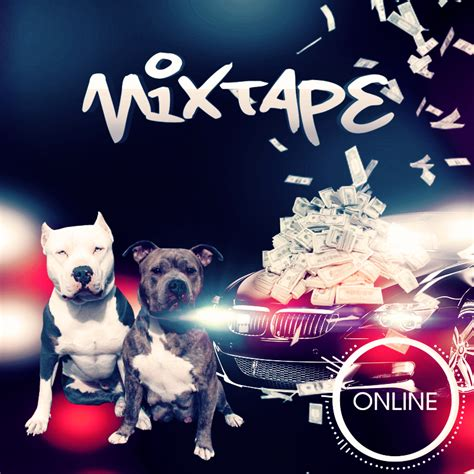 mixtape cover psd by onlinenetwork on deviantart