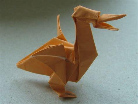 Montroll Origami Pdf - pelican montroll happy folding