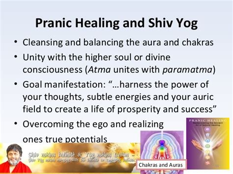 Pranic Healing And Detox by Ids Sussex Spiritualism Powerpoint