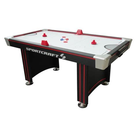where to buy air hockey table buy cheap sportcraft 72 inch rebound hockey table table