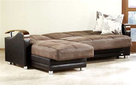 luna sectional sofa bed convertible sleeper sofas