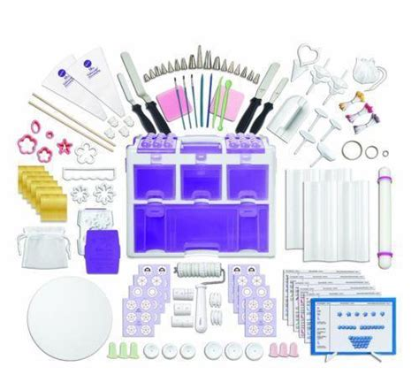 Baking Decorating by Wilton Cake Decorating Kit Ebay