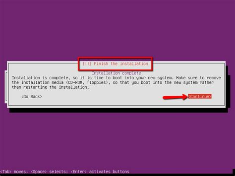 installing ubuntu server step by step system installation how do i install ubuntu server step