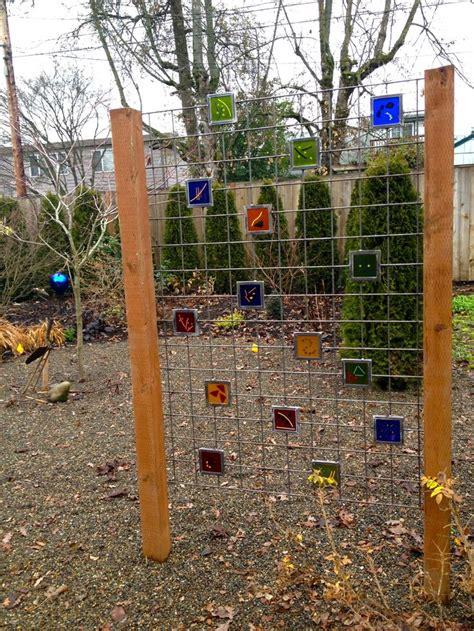 Feng Shui Backyard Fused Glass Yard Art Google Search