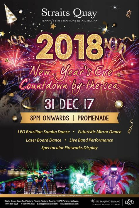 new year 2018 malaysia 22 best places to celebrate new year s in malaysia 2018