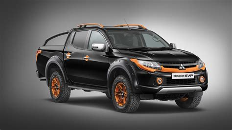 mitsubishi  barbarian svp ii pictures  wallpapers top speed