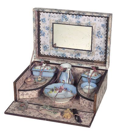 porcelain doll in wooden box 42 best images about tea sets and toilettes on