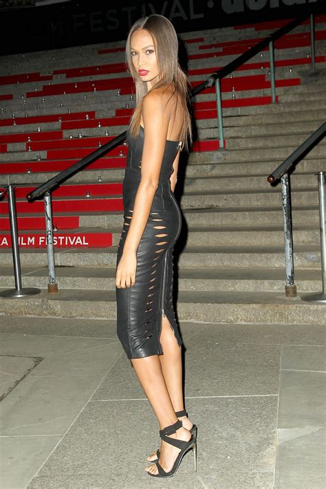 joan smalls annual vanity fair in nyc april 2015