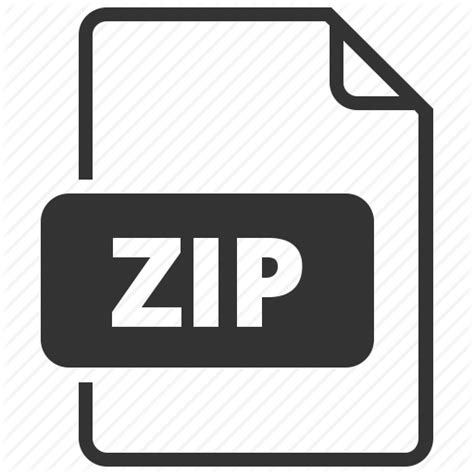 format zip archieve compressed file format zip icon icon search