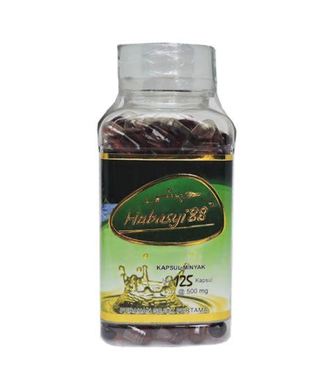 Minyak Habbatusauda 60 Stamina Supplement khasiat dan kelebihan habasyi 88 habbatus sauda gred a