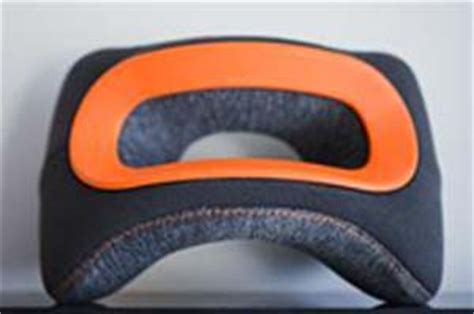 brookstone partners with bullrest for travel pillow home