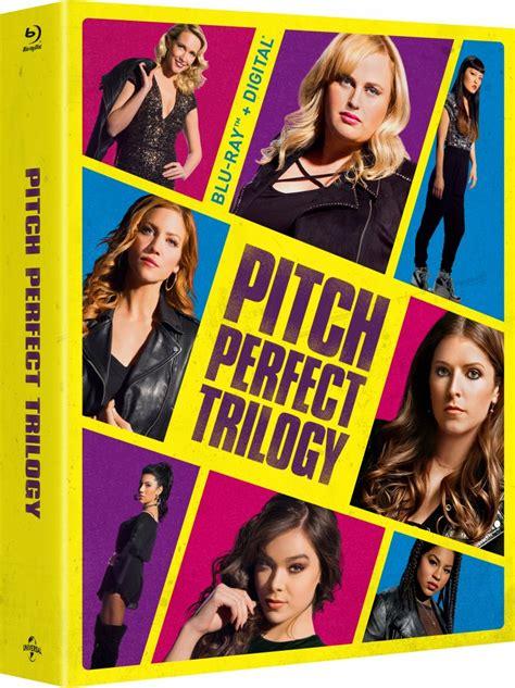 Dvd Original Pitch 1 Pitch 2 pitch 1 pitch 2 pitch 3 dvd dvdoo dk