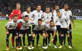 Soccer Team Germany S Football Team To Meet The Pope Catholicherald