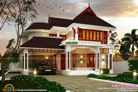 dream house image gallery kerala dream home