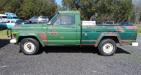 1975 Jeep J10 For Sale 1975 Jeep J10 For Sale Mcalpin Florida