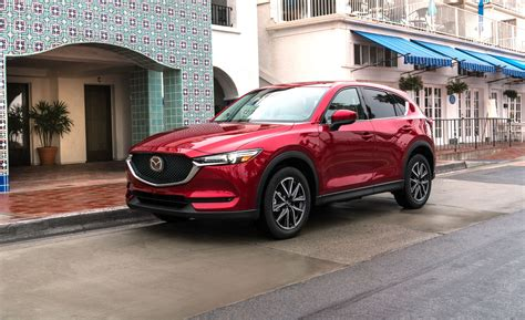 mazda cars 2017 2017 mazda cx 5 first drive review car and driver