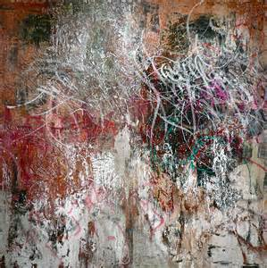 Painting On Textured Walls - cy twombly abstract artist part 201104