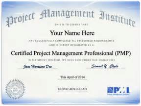 Pmp Certification Pmp Certification Certificate What Is Blended