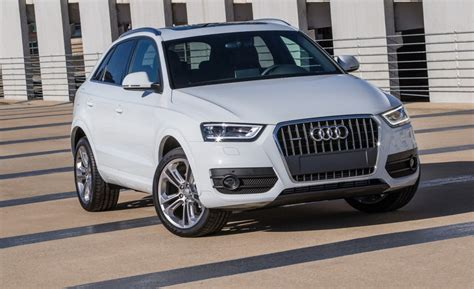 audi cary test drive review 2015 audi q3 audi cary
