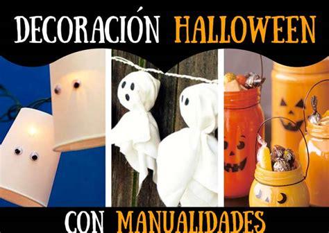 decorar tienda halloween decoraci 243 n para halloween casera con manualidades 40