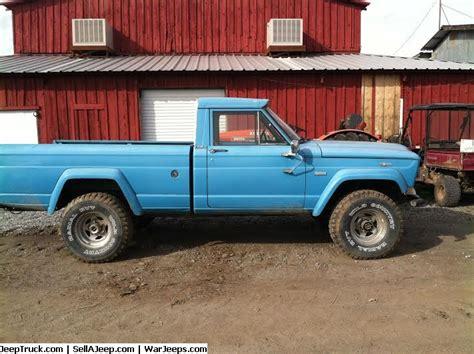 1968 Jeep Gladiator For Sale 1968 Jeep Gladiator 9