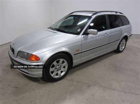2001 bmw 325xi sport wagon awd colorado owned 80pics