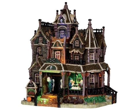 lemax halloween houses 61 best lemax wishlist images on pinterest halloween town holidays halloween and