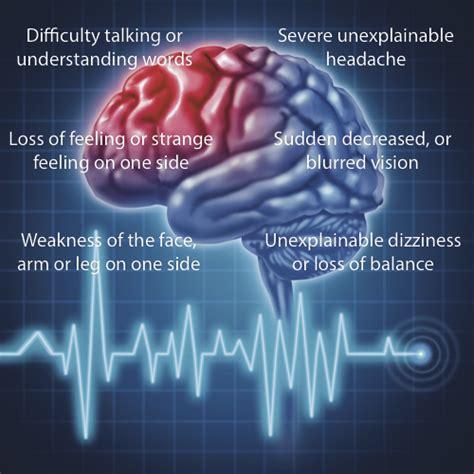 stroke symptoms stroke signs and symptoms elite s guide